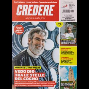 Credere - La Gioia Della Fede - n. 24 - settimanale - 16 giugno 2019