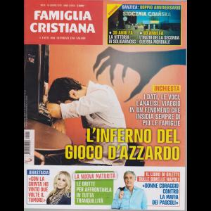 Famiglia Cristiana - n. 24 - 16 giugno 2019 - settimanale