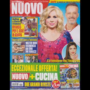 Settimanale Nuovo + - Nuovo Cucina - n. 24 - 19 giugno 2019 - 2 riviste