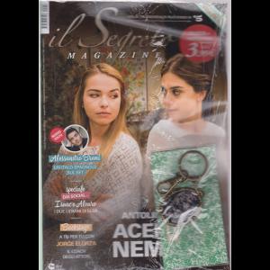 Il Segreto Magazine Speciale - n. 58 - 11 giugno 2019 - mesnsile - rivista + portachiavi