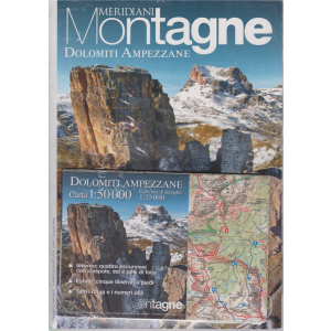 Meridiani Montagne - Dolomiti Ampezzane - n. 79 - bimestrale - marzo 2016
