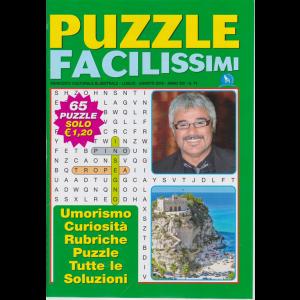 Puzzle Facilissimi - n. 74 - bimestrale - luglio - agosto 2019 - 65 puzzle -