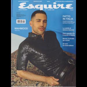 Esquire - n. 4 - giugno 2019 - bimestrale