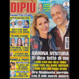 Settimanale Dipiu' - n. 24 - 21 giugno 2019 - settimanale
