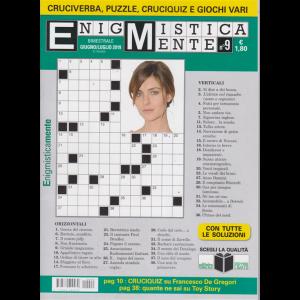 Enigmisticamente  - n. 9 - bimestrale - giugno - luglio 2019 -