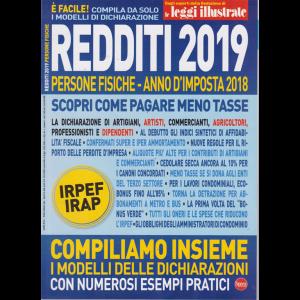 Agenda Contribuente - Redditi 2019 - n. 27 - bimestrale - luglio - agosto 2019 -