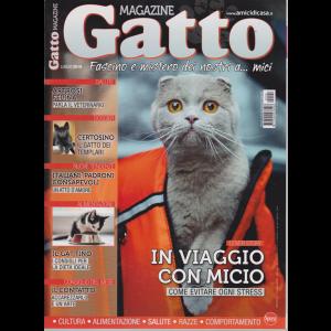 Gatto Magazine - n. 126 - mensile - luglio 2019