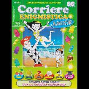 Corriere Enigmistica Junior - n. 66 - giugno - luglio 2019 - bimestrale