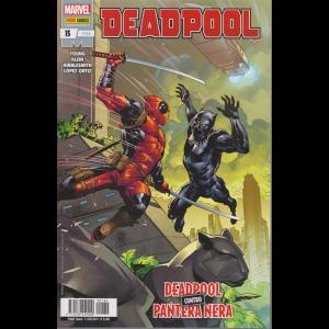 Deadpool - n. 134 - Deadpool contro pantera nera - 13 giugno 2019 - quindicinale