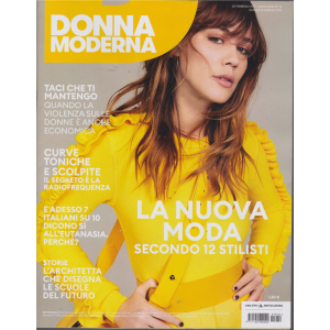 Donna Moderna - n. 10 - 20 febbraio 2019 - settimanale -