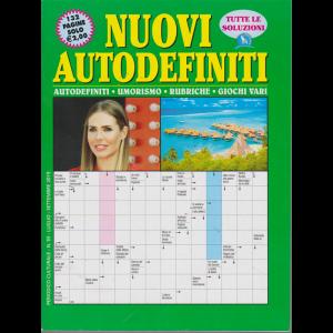 Nuovi Autodefiniti - n. 93 - luglio - settembre 209 - 132 pagine