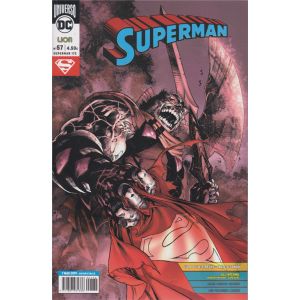 Superman Magazine - n. 172 - 7 maggio 2019 - quindicinale