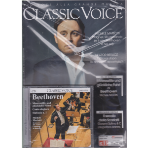 Classic Voice - Beethoven cd - mensile - n. 241 - giugno 2019 - rivista + cd