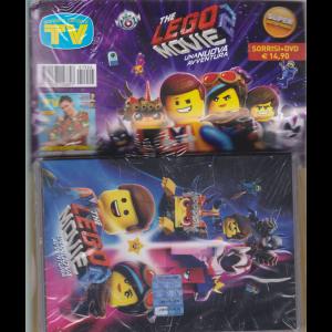 Sorrisi e canzoni tv + dvd The lego movie una nuova avventura -