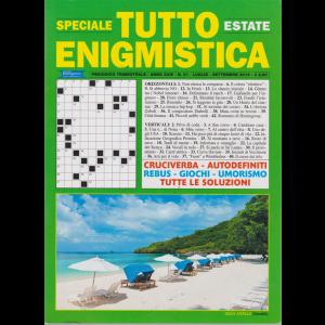 Speciale Tutto Enigmistica estate - n. 91 - trimestrale - luglio - settembre 2019 -