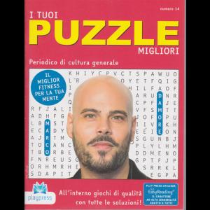 I tuoi puzzle migliori - n. 14 - bimestrale - 11/6/2019 - Marco Damore