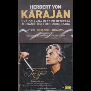 Herbert Von Karajan - Brahms - Sinf. N. 2/4° cd  - 19/6/2019