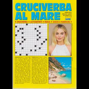 Cruciverba Al Mare - n. 48 - trimestrale - luglio - settembre 2019 -