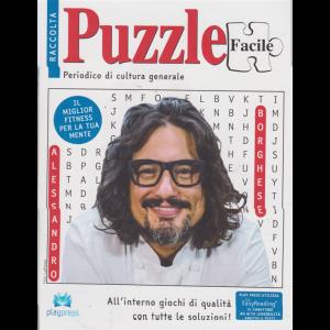 Raccolta puzzle facile - n. 34 - bimestrale - 13/6/2019 - Alessandro Borghese