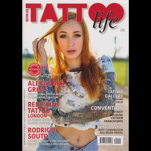 Tattoo Life - n. 119 - bimestrale - 15/6/2019 -
