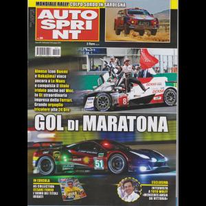 Autosprint - n. 25 - settimanale - 18/24 giugno 2019