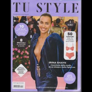 Tu Style - n. 26 - 18 giugno 2019 - settimanale -