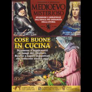 Medioevo Misterioso - n. 21 - bimestrale - marzo - aprile 2019 -