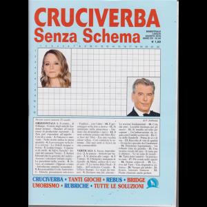 Cruciverba senza schema -n. 84 - bimestrale - luglio - agosto 2019