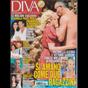 Diva E Donna - n. 25 - settimanale femminile - 25 giugno 2019