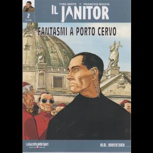 Albi Avventura - Il janitor - Fantasmi a Porto Cervo - n. 2 - settimanale