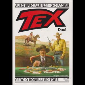 Tex Gigante - Albo speciale - n. 34 - 240 pagine! - Doc! - 20 giugno 2019 -