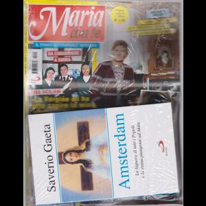 Maria Con Te + il libro di Saverio Gaeta Amsterdam - n. 25 - 23 giugno 2019 - settimanale