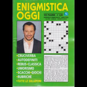 Enigmistica Oggi - n. 279 - bimestrale - luglio - agosto 2019 - 100 pagine