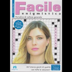 Raccolta facile enigmistica - n. 73 - bimestrale - 17/6/2019 - Vittoria Puccini -