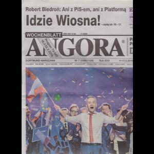 Angora - n. 7 - 11-17/2/2019 - in lingua polacca