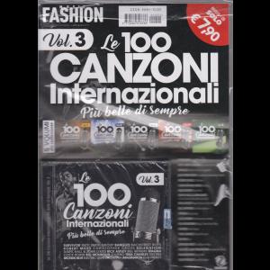 Music Fashion Var.33 - Le 100 Canzoni internazionali più belle di sempre - vol. 3 - rivista + cd