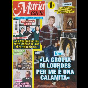 Maria Con Te - n. 25 - settimanale - 23 giugno 2019 -