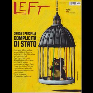 Left Avvenimenti - n. 8 - 22 febbraio - 28 febbraio 2019 - settimanale