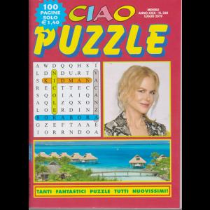 Ciao Puzzle - n. 350 - mensile - luglio 2019 - 100 pagine