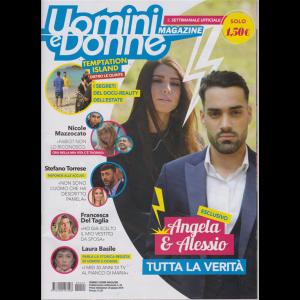 Uomini E Donne Magazine - n. 22 - 20 giugno 2019 - settimanale