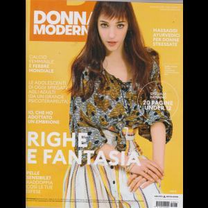 Donna Moderna - n. 27 - 20 giugno 2019 - settimanale