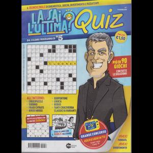 Fivestore Magazine - La Sai L'ultima? Quiz - n. 1 - 19 giugno 2019 - quindicinale
