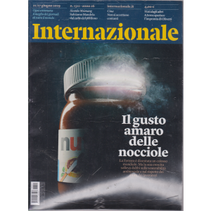 Internazionale - n. 1312 - 21/27 giugno 2019 - settimanale