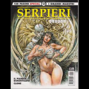 I grandi maestri - Serpieri Druuna - Il pianeta dimenticato - Clone - 128 pagine specail - 20 giugno 2019 - mensile