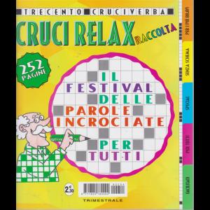 Raccolta crucirelax trimestrale - 252 pagine - giugno - agosto 2019 -