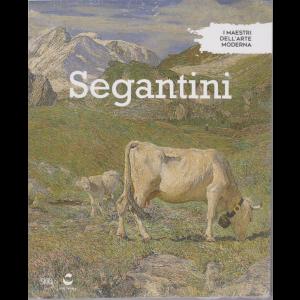 I maestri dell'arte moderna - Segantini - n. 23 - settimanale - 15/6/2019 -