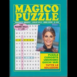 Magico Puzzle - n. 302 - mensile - luglio 2019 - 100 pagine