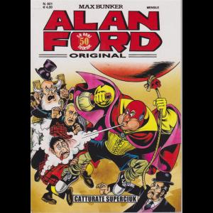 Alan Ford - Catturate Superciuk - n. 601 - mensile -