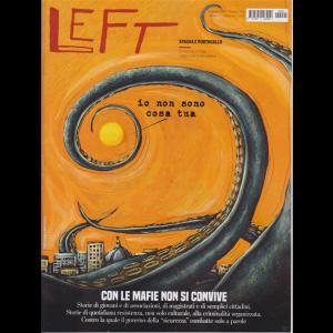 Left Avvenimenti - n. 25 - 21 giugno 2019 - 27 giugno 2019 - settimanale