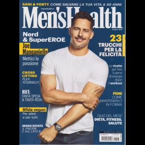 Men's Health - n. 207 - mensile - giugno 2019